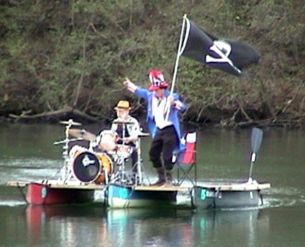 Drums Across Ladybird Lake